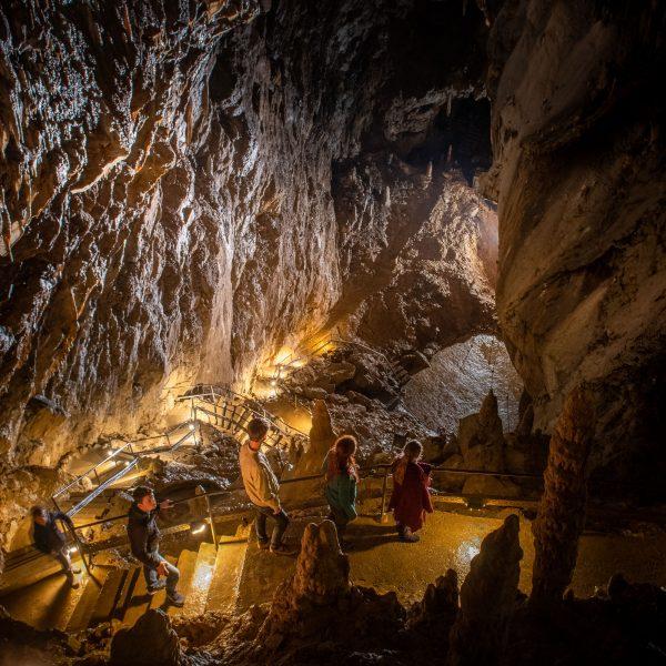 La grotte de Han Sur Lesse